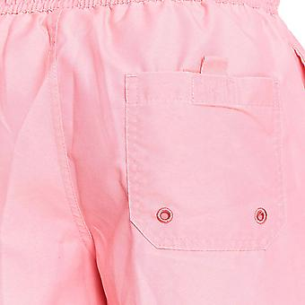 Zoggs Boys Mosman Washed Swim Shorts - Pink