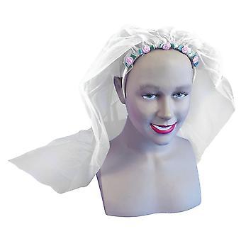Bristol nyhed dame kostume bryllup slør
