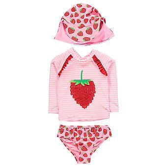 Essentials predisposto bambini YG 2PC Sunsf Childs spiaggia costume da bagno