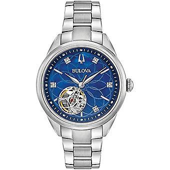 Bulova Uhr Frau Ref. 96P191