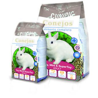 Cunipic Food for Toy,Mini and Supertoy Adult Rabbits (Small pets , Dry Food and Mixtures)
