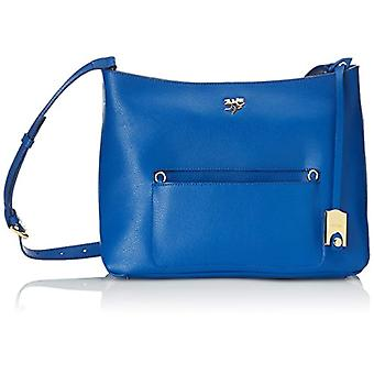 Piero drives Shoulder Bag To Shoulder Bag Woman (Blue Cobalt) 29x22x11 cm (W x H x L)