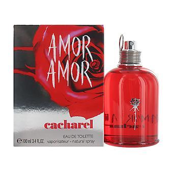 Cacharel Amour Amour 100ml Eau de Toilette Spray for Women