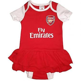 Arsenal FC Baby Girls Kit tutu | Sezonul 2019/20