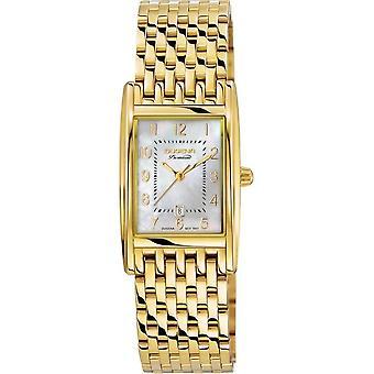 Dugena - Wristwatch - Women - Quadra Artdéco - Traditional Classic - 7090121-1