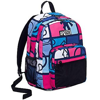 Backpack School Appack - ICON SET - Pink - 28 Lt - Double compartment - School & Leisure