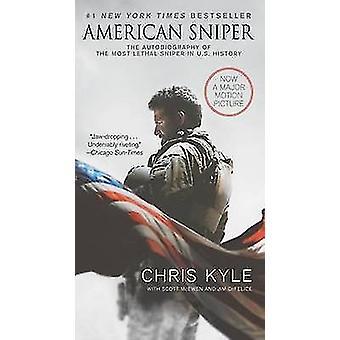 Francotirador americano - la autobiografía del francotirador más letal en Estados Unidos.