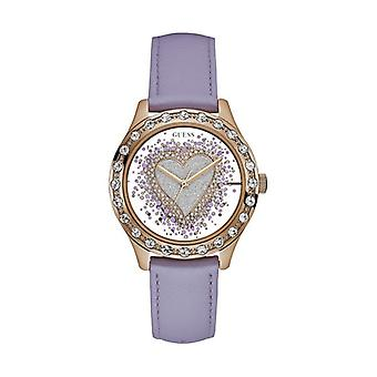 Shows woman Guess W0909L3 (39 mm)