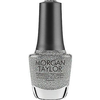 Morgan Taylor Champagne et Moonbeams 2019 Winter Nail Polish Collection - Sprinkle Of Twinkle 15ml ()