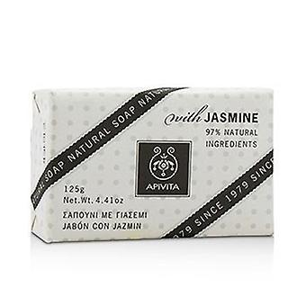 Apivita Natural Soap With Jasmine - 125g/4.41oz