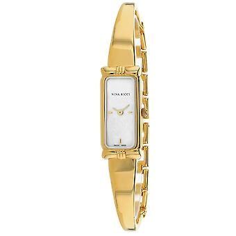Nina Ricci Women's Classic Mother of Pearl Dial Watch - 21120
