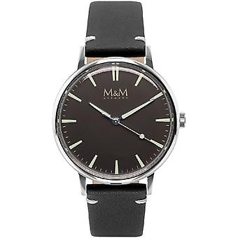 M & M Germany M11952-445 New Classic men's Watch