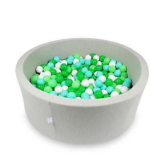 XXL Ball Pit Pool - Light Gray #15 + bag