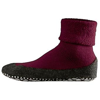 Falke Cosyshoe Slipper Socks - Barolo Burgundy