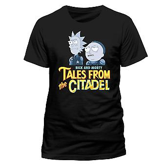 Rick And Morty-Tales From The Citadel T-Shirt