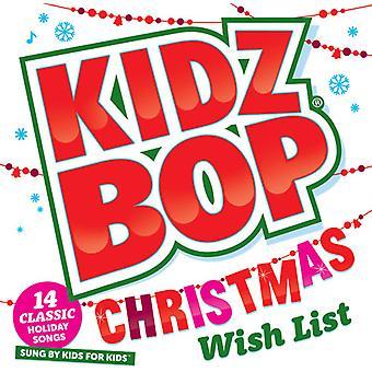 Kidz Bop Kids - Kidz Bop Christmas Wish List [CD] USA import