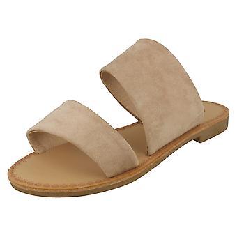 Ladies Savannah Wide Fit Sandals F00247