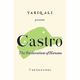 Declarations of Havana by Fidel Castro
