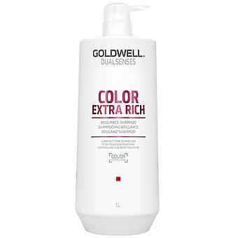 Goldwell dualsenses couleur extra rich brilliance shampooing 1000ml