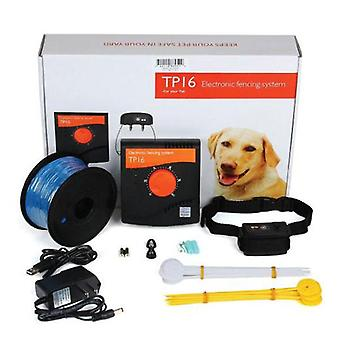 Electronic Dog Fence System Wireless Pet Containment Collar