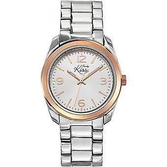 Watch Trendy Kiss TMG10042-32 - watch steel grey woman