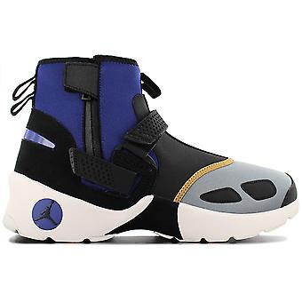 AIR JORDAN Trunner LX High NRG AJ3885-010 Herenschoenen Zwart Blauwe Sneakers Sportschoenen