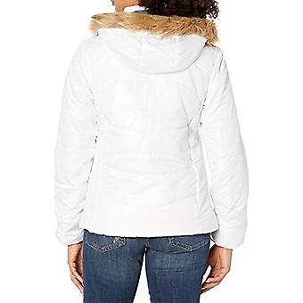 Arctix المرأة & s لؤلؤة سترة مبطنة، أبيض، كبير، أبيض، حجم كبير