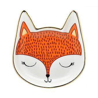 Streamline NYC Fox Trinket Dish