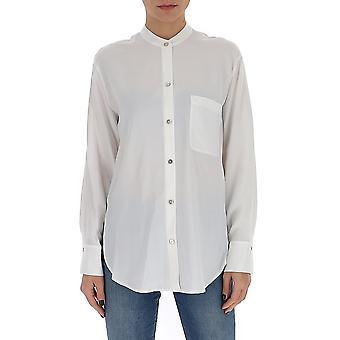 Vince V630012261101 Women's White Viscose Shirt