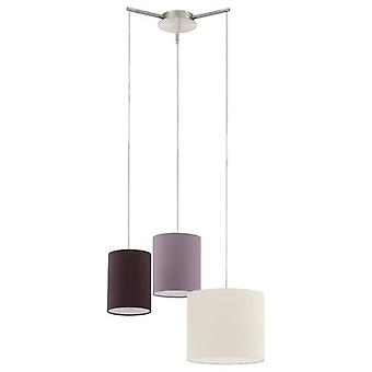 Lampe suspension Tombolo