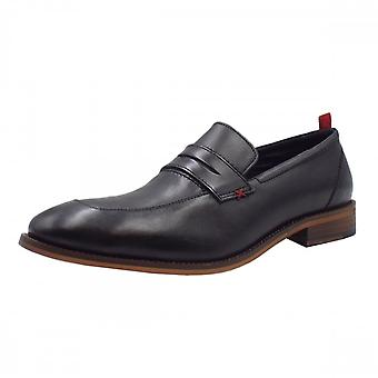 S.Oliver Moriarty Men's 14200 Smart Slip On Shoes In Black