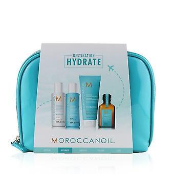 Moroccanoil Destination Hydrate Travel Set 4szt