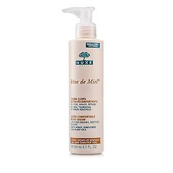 Reve De Miel Ultra Comfortable Body Cream (seco & Piel Sensible) - 200ml/6.7oz