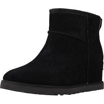 Ugg klassieke femme mini kleur zwarte bots