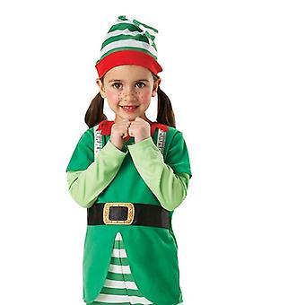 Christmas Helpful Elf. Size : Large