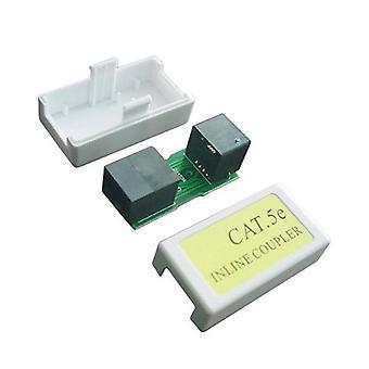 Adapter UTP GEMBIRD NCA-LC5E-001 RJ45 hvit