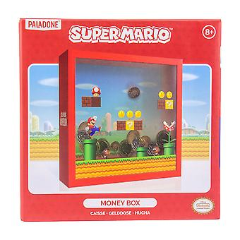 Super Mario Money Box BDP | Officially Licensed for Gamers and Nintendo Fans | 18cm (7