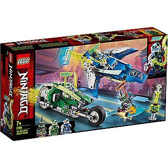 Lego 71709 Lego Ninjago Jay y Lloyd'S Velocity Racers Construction Playset