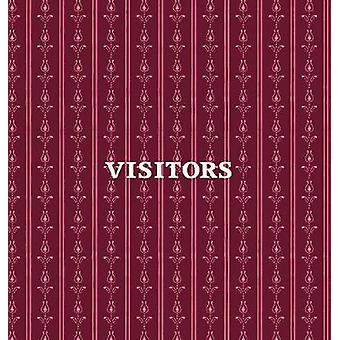 Visitors Book Guest Book Visitor Record Book Guest Sign in Book Visitor Guest Book HARD COVER Visitor guest book for clubs and societies events functions small businesses by Publications & Angelis