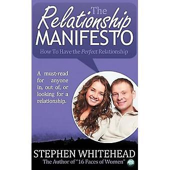 The Relationship Manifesto by Whitehead & Stephen