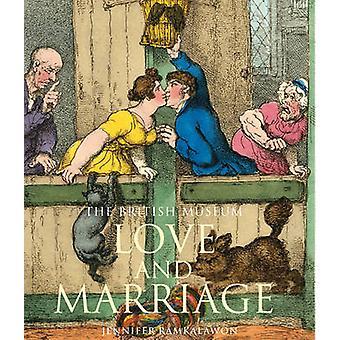 Love and Marriage by Jenifer Ramkalawon - 9780714126630 Book