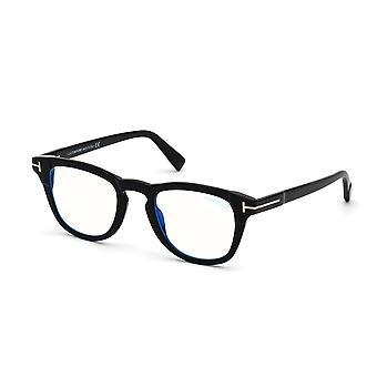 Tom Ford TF5660-B 001 Shiny Black Glasses