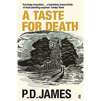 A Taste for Death by P. D. James - 9780571350742 Book