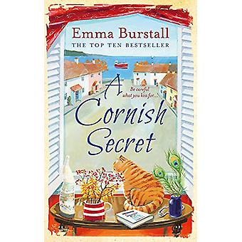 A Cornish Secret by Emma Burstall - 9781786698858 Book