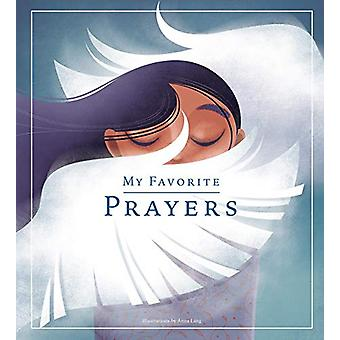 My Favourite Prayers by Anna Lang - 9788854413979 Book