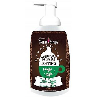 Jordan's Skinny Syrups Whipped Foam Topping Caramel 475 ml