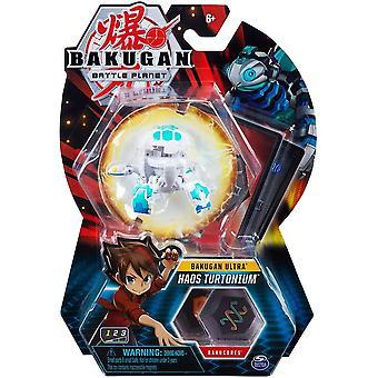 Bakugan Ultra 1 Pack 3 Inch Figure Haos Turtonium