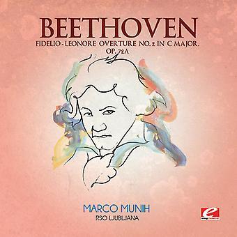 L.V. Beethoven - Fidelio Leonore Overture 2 C Major [CD] USA import