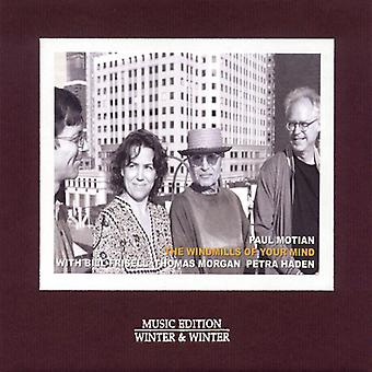Paul Motian - Windmills of Your Mind [CD] USA import