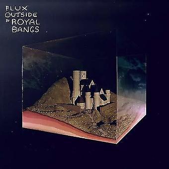 Flux Outside [CD] USA import